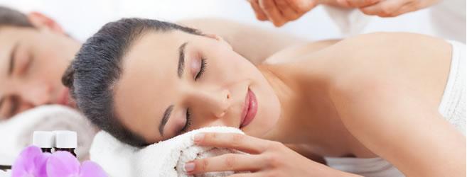 Le massage pour couple