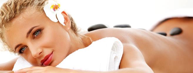 Le massage pour chasser le stress